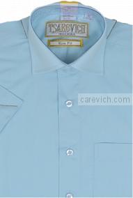 """Детская рубашка школьная,    """"ЦАРЕВИЧ"""", оптом 10 шт., артикул: 1274-К"""