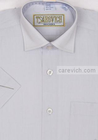 "Детская рубашка школьная,    ""ЦАРЕВИЧ"", оптом 10 шт., артикул: Silver-K"