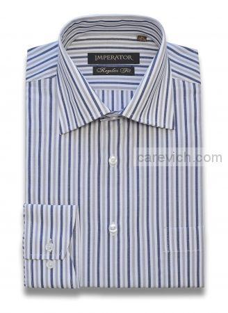 """Рубашки ПОДРОСТКОВЫЕ """"IMPERATOR"""", оптом 12 шт., артикул:  Agent 010-П"""