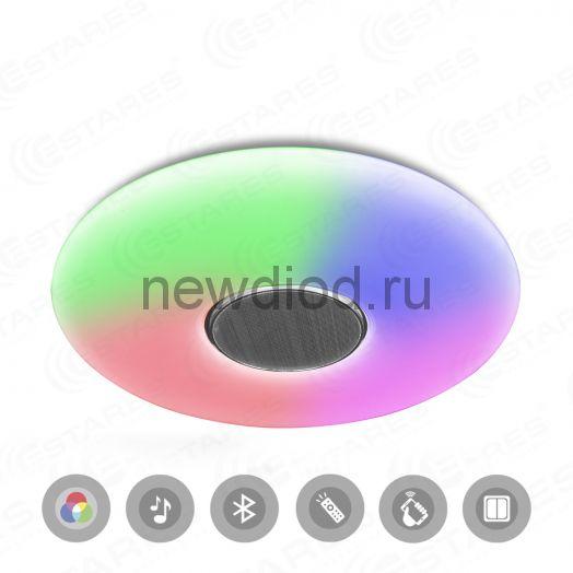 Управляемый светодиодный светильник a-play classic 60W RGB R-510-SHINY-220V-IP20