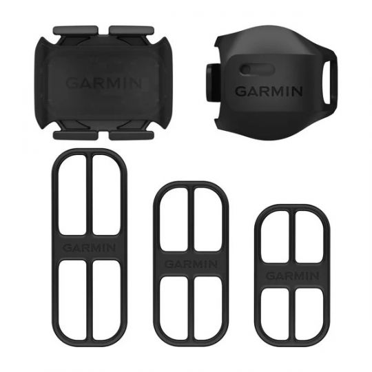Комплект датчиков частоты вращения педалей и скорости Garmin 2