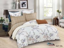 Комплект постельного белья Сатин SL  евро  Арт.31/327-SL