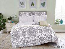 Комплект постельного белья Сатин SL  семейный  Арт.41/325-SL