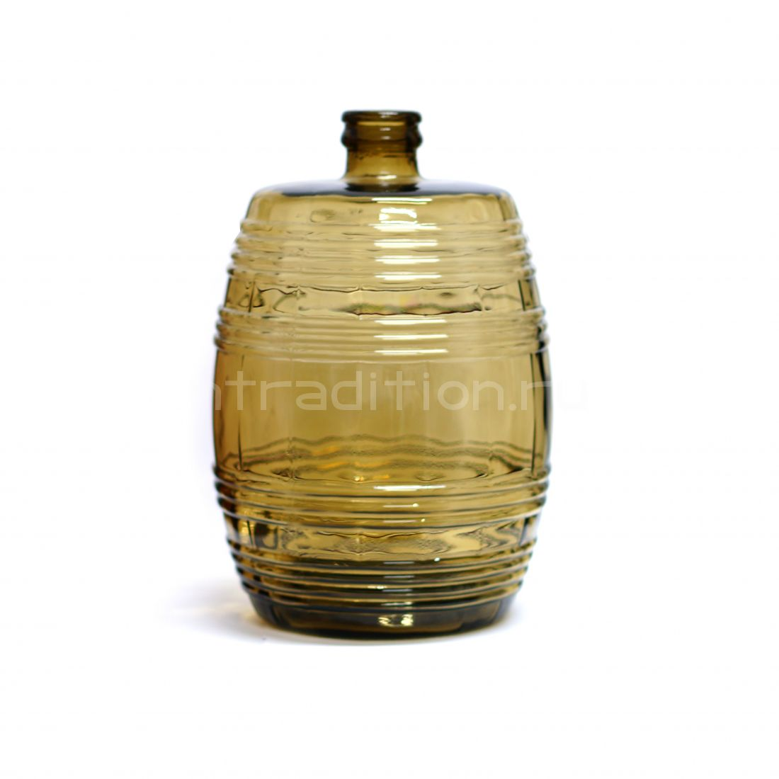 Бутыль Бариле тёмное стекло, 10 л