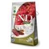N&D Dog Quinoa Skin&Coat Duck-Утка, киноа, кокос и куркума. Здоровье кожи и шерсти. Полнорационный сухой корм для взрослых собак.