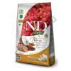 N&D Dog Quinoa Skin&coat Quail-Перепел, киноа, кокос и куркума. Здоровье кожи и шерсти. Полнорационный сухой корм для взрослых собак.