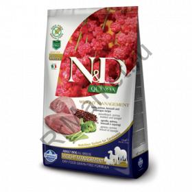 N&D Lamb & Blueberry Adult-Ягненок, черника. Полнорационный корм для взрослых собак.