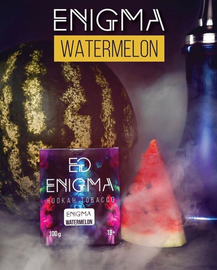 Табак ENIGMA - WATERMELON- 100GR
