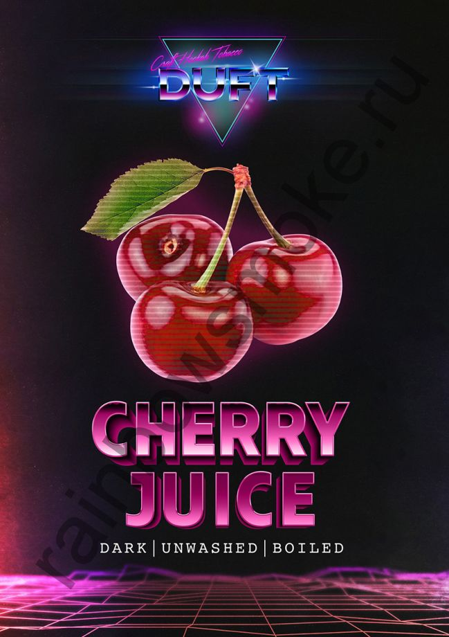Duft 100 гр - Cherry Juice (Вишневый Сок)