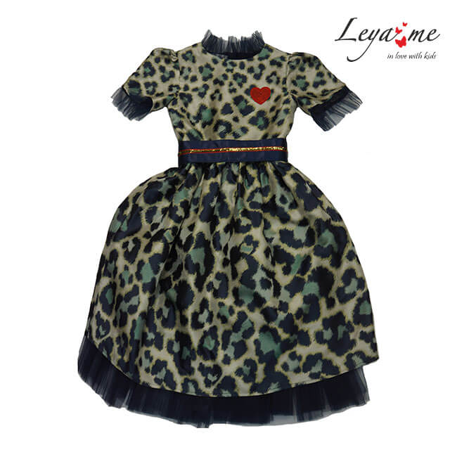 """Платье """"Леопард"""