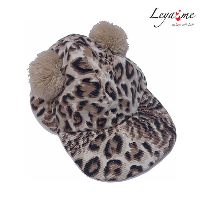 Кепка леопардовая