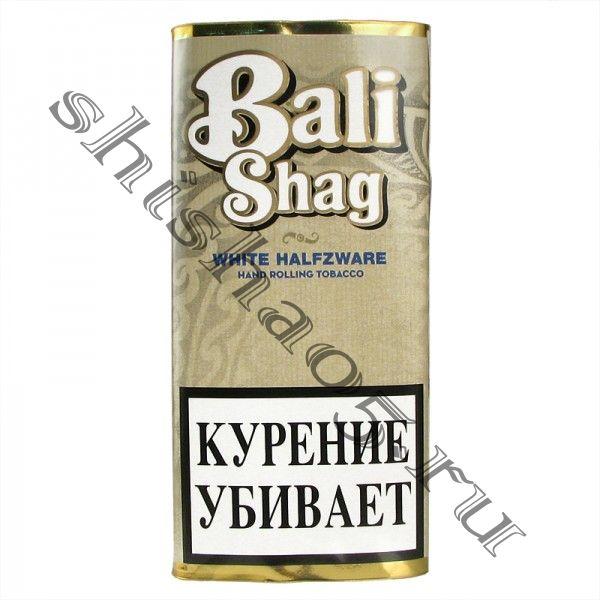 Сигаретный табак BALI - White Halfzware (40 гр)