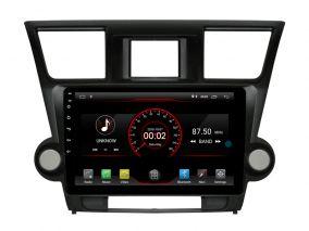 Witson Toyota Highlander 2010-2013 (W2-DK/DT9128)