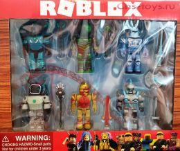 ROBLOX Чемпионы 2 Роблокс 6 фигурок