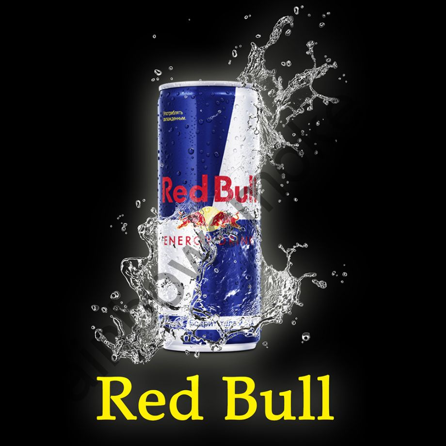New Yorker Green 100 гр - Red Bull (Энергетик)