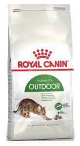 Корм сухой Royal Canin Outdoor для кошек с птицей