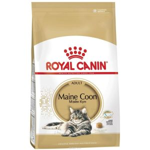 Корм сухой Royal Canin Maine Coon для кошек породы мейн-кун  с птицей