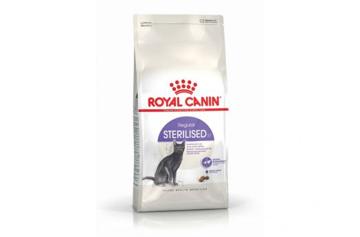 Корм сухой Royal Canin Sterilised 37 для кошек с птицей
