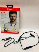 GP-1 iPiPoo Наушники с Bluetooth/FM ( Магнитные)