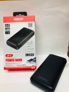 LP-3 iPiPoo Power Bank 2 USB/LED 20000mAh