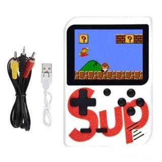 Игровая консоль Sup Game Box 400 in 1, Цвет: Белый