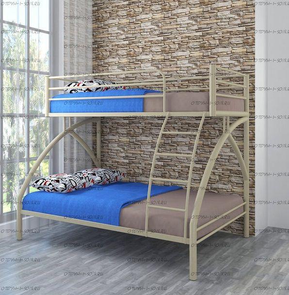 Кровать двухъярусная Клео 2 Лофт