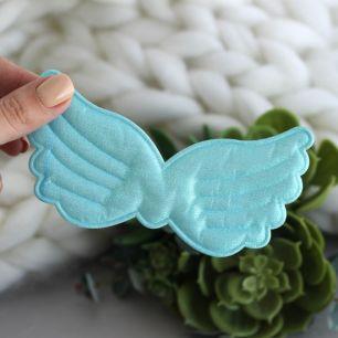 Крылышки Феи голубые