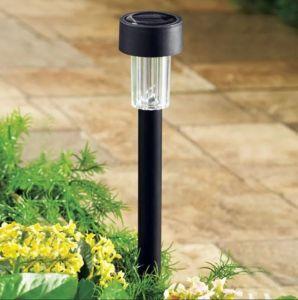 Набор садовых светильников на солнечной батарее, 10 шт (37см)