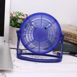 Настольный USB-вентилятор Mini Fan с пластиковыми лопастями