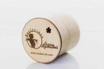 МОМ - Коробочка для шампуня цилиндр