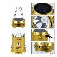 Складной кемпинговый фонарь 3 в 1, 17 см