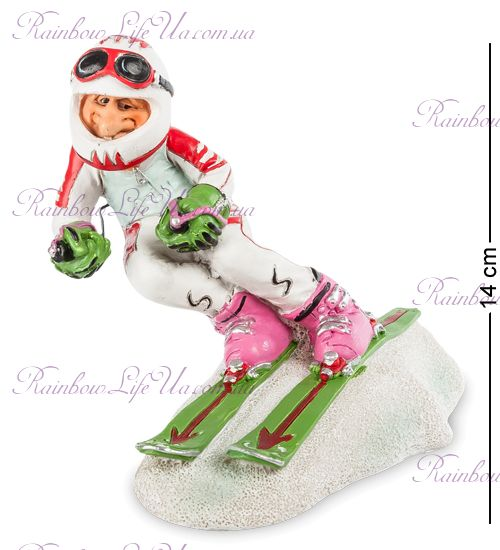 "Фигурка горные лыжи ""W.Stratford"""