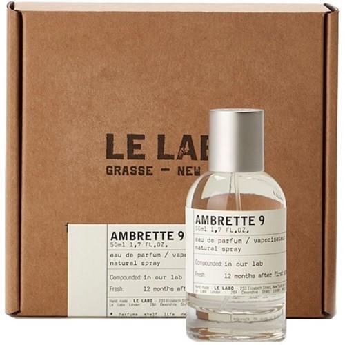 Le Labo Ambrette 9 тестер (Ж), 50 ml