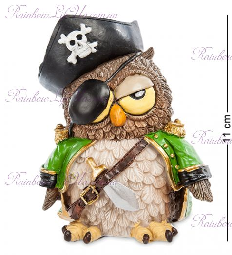 "Фигурка cова пират ""W.Stratford"""