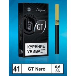 Сигареты GT Nero
