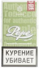 Сигареты Pepe Rich Green Superslim