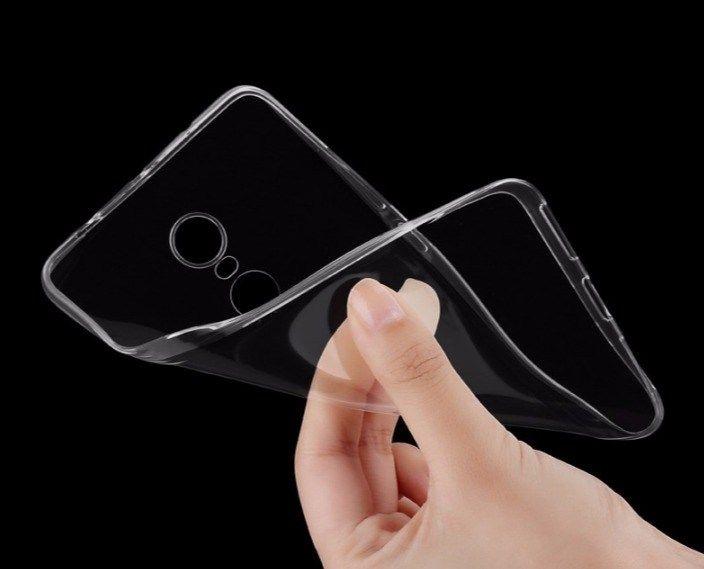 Накладка Huawei P30 силикон (white)