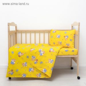 Детское постельное бельё, цвет микс Я0010641 2071658