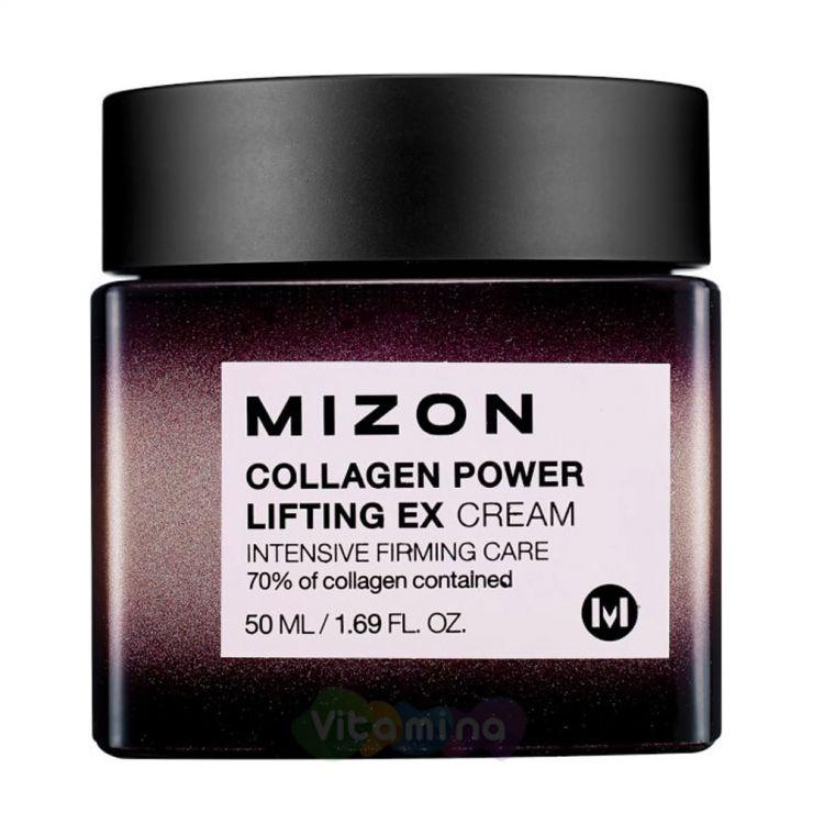 Mizon Крем коллагеновый для лица Collagen Power Lifting Ex Cream, 50 мл