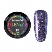 ELPAZA Brilliant Gel гель-краска 10