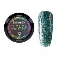 ELPAZA Brilliant Gel гель-краска 12