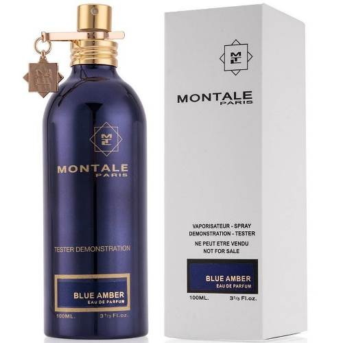 Montale Blue Amber тестер, 100 ml