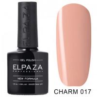 Elpaza гель-лак Charm 017, 10 ml