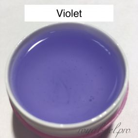 30 гр Gel Base One Violet  (на розлив)