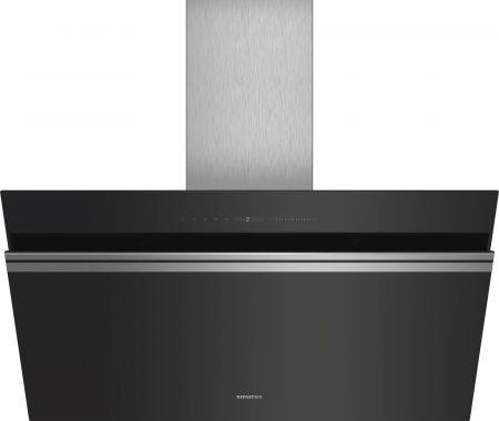 Наклонная вытяжка для настенного монтажа Siemens LC91KWW60 Home Connect
