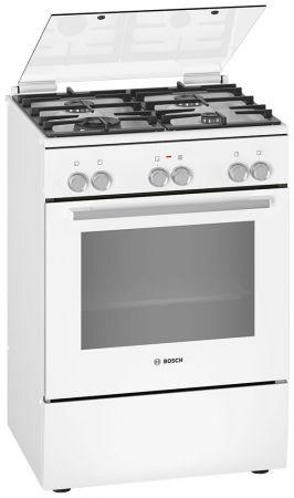 Отдельностоящая комбинированная газовая плита Bosch HXA090I20R