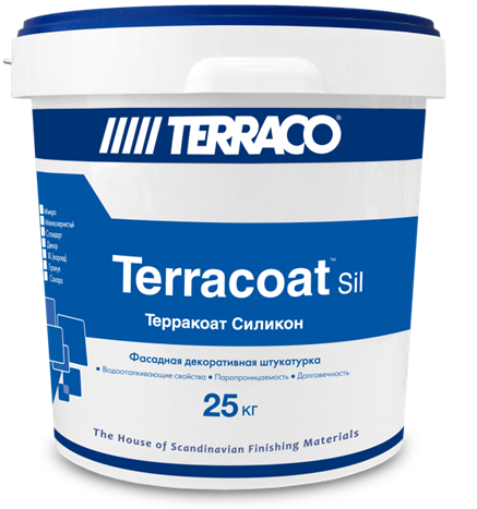 TERRACOAT DÉCOR SIL