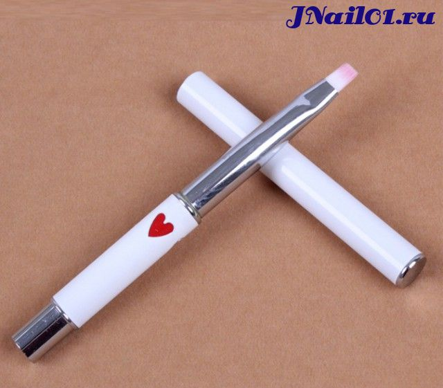 Кисть  для наращивания ногтей по ГЕЛЕВОЙ ТЕХНОЛОГИИ BQ-GM031