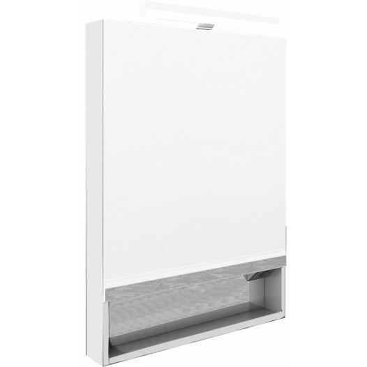 Зеркало-шкаф 60 cм Roca Gap ZRU9302748, белый