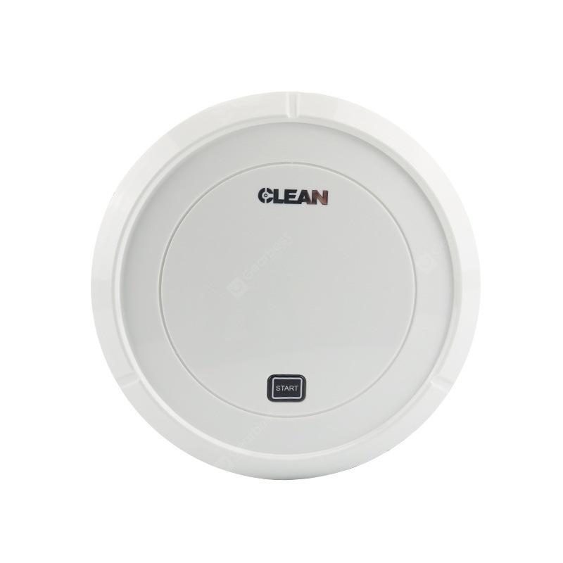 Робот-пылесос Clean Smart Robot, цвет белый